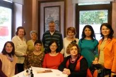 Grupul ANMGR la aniversarea a 10 ani de activitate