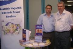 lansare carte Kaminski la congresul de neurologie 2011